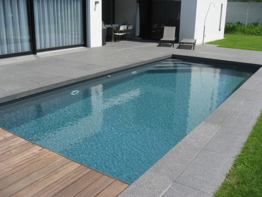 Aquapoint wellness gmbh herzogenrath schwimmbad whirlpool for Graue poolfolie